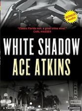 White Shadow by Ace Atkins MP3 Audiobook Like New!
