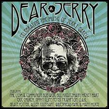 Dear Jerry: Celebrating The Music Of Jerry Garcia - Various Artists (NEW 2CD)