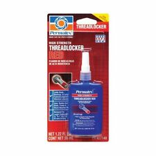 Permatex 27140 Red High Strength Threadlocker 36M Bottle-Loctite