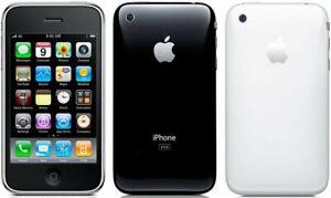 FAULTY - iPhone 3G/3GS - RANDOM CONDITION - RANDOM GB STORAGE - RANDOM NETWORK
