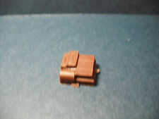 Vintage Matchbox  NO.56B Fiat 1500  Replacement Luggage, Roof rack, BROWN OEM.