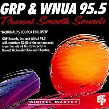 GRP & WNUA 95.5 Present Smooth Sounds Various Artists, Don Grusin, Patti Austin