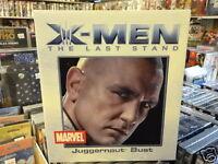 Juggernaught X-Men Last Stand Mini Bust by Diamond Select