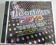 Various Artists - Floorfillers  2010  (  Album 2010 x 2 CD`s ) Used very good