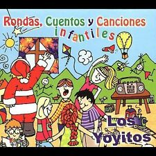 NEW Rondas, Cuentos y Canciones Infantiles (Audio CD)