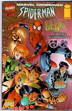 ¤ MARVEL ICONS CROSSOVER n°6 ¤ SPIDER-MAN / GEN 13 ¤ 1996
