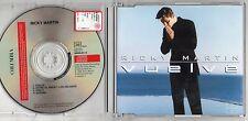 RICKY MARTIN CD single 4 tracce MADE in AUSTRIA  Vuelve