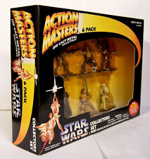 STAR WARS Action Master Die Cast Figure Darth Vader Chewbacca Boba Fett Han Solo