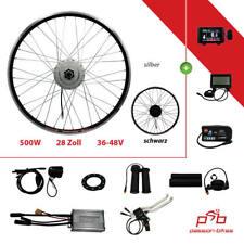 "e-Bike/Pedelec Ruota Anteriore Kit di Conversione 500 Watt Motore 28 "" KT3"