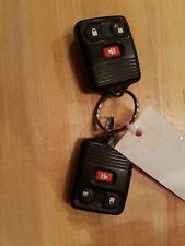 2001 mercury mountaneer 3 button remote key fob
