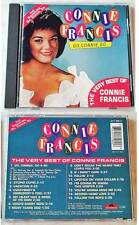 Connie Francis - Go, Connie, Go/Very Best .. Polydor CD