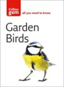 Garden Birds (Collins Gem), New, Stephen Moss Book