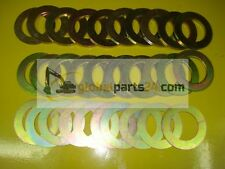 40x1 40x2 40x3 SHIMS, SPACER FOR PINS EXCAVATOR - SET 30 PCS