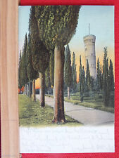 Farbkarte - San Martino della Battaglia - Gem. Desenzano del Garda - gel 1903