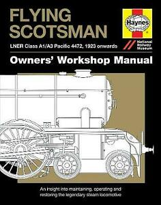 Flying Scotsman Manual: An Insight into Maintaining, Operati... by Philip Atkins