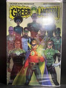 Green Lantern 80th Anniversary 1st Print Bagged & Boarded