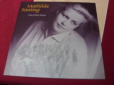 Mathilde Santing:  Out of this dream  Netherlands  EX+ LP
