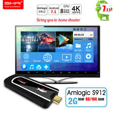 H96 Pro Handheld TV Stick MINI TV BOX Amlogic S912 4K HD 2GB/16GB Android 7.1 OS