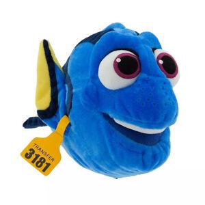 Dory Plush Soft Toy Finding Dory Medium Authentic Disney Pixar Finding Nemo