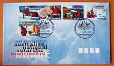 100 x MIXED AUSTRALIA & ANTARCTIC TERRITORY STAMP FIRST DAY COVERS