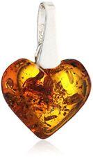 Gioielli di lusso di argento ambra