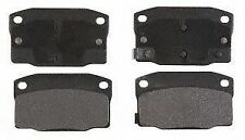 ACDelco 17D378M Brake Pad Set