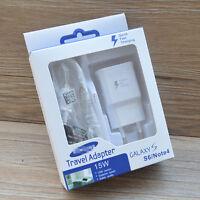 Original Cargador EP-TA20WEW Cable De Carga Rápida Para Samsung Galaxy S7 edge