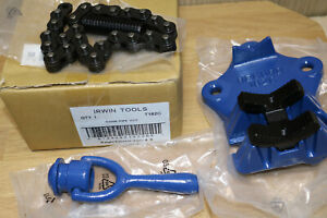 """Irwin Record T182C 6-100mm 1/4"""" - 4"""" Chain Pipe Vice Vise"""