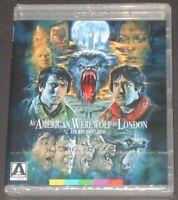 AN AMERICAN WEREWOLF IN LONDON usa blu-ray NEW special edition JOHN LANDIS