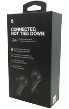 Skullcandy Indy Truly Wireless Bluetooth Earbuds Headset Black In Retail