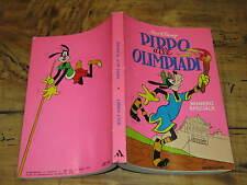 I CLASSICI WALT DISNEY PIPPO ALLE OLIMPIADI PRIMA EDIZIONE 1972