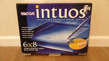 Wacom Intuos Graphics Tablet 6x8 with Intuos Pen Mac