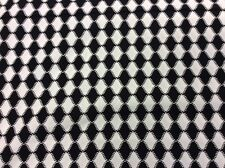 Benatex - Origins By Jennifer Young P794 Black + White - 100% Cotton Fabric