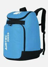 AUMTISC Ski Boot Backpack Unisex Lightweight and Durable Ski Bag - Blue