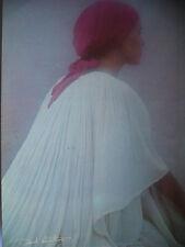 Carte Postale   DAVID  HAMILTON   Femme  Woman   Postcard  Foulard