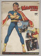 Master Comics #69 June 1946 VG-