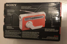 Sony ICF-B01 mano a Gomito di emergenza AM FM Wind-Up/batterie Radio FREE POST