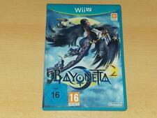 Bayonetta 2 Nintendo Wii U Pal Reino Unido ** ** GRATIS UK FRANQUEO