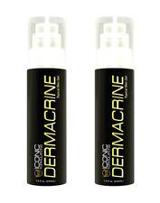 2 Bottles Dermacrine by Iconic Formulations. Transdermal Supplement Twinpack-BPS