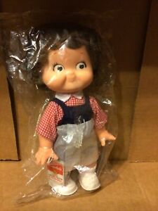 1988 SPECIAL EDITION CAMPBELL'S SOUP KIDS DOLL GIRL NWT SEALED