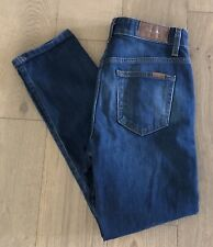 "JOE'S JEANS Vintage Reserve High Rise Straight Ankle ""Brooklyn"" Women's Size 28"