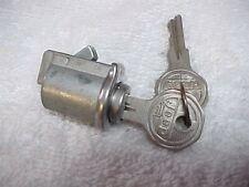 NOS 1946 - 1972 Willys Jeep Jeepster Station Wagon Truck Glove Lock & JEEP Keys