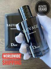 CHRISTIAN DIOR SAUVAGE Eau de Parfum EDP 3.4 o.z   100 ml MEN NEW IN BOX SALE *