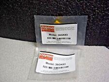 Thermocouple Type: K, Plug or Connector Type: Miniature,2 PK, 36GK83,(MG)