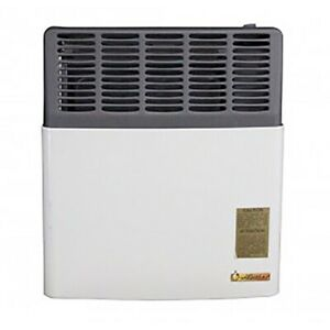 AGDV12-N NEW Ashley Non-Electric Direct Vent Natural Gas Heater 12K Btu Off Grid