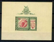 Guinea 1963 Mi. Bl.2 SS 80% MNH Red Cross