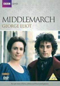MIDDLEMARCH The Complete BBC Series (Region 4) DVD Gerorge Eliot