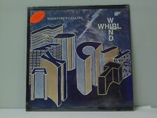 Whirl Wind Rock LP NIghtimes Calling On Tao Sealed