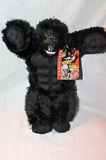 "NEW WITH TAGS 12"" THE ORIGINAL KING KONG PLUSH WITH SOUNDS"