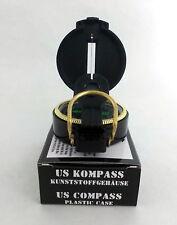 US Compass ASS Kompass Taschenkompass Navigation Army Navy Bundeswehr